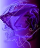<h5>Mujer en Mujer Azul</h5>