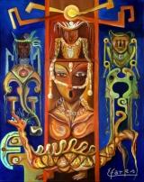 <h5>El Grito de la Pachamama Madre Tierra Kusiya</h5>